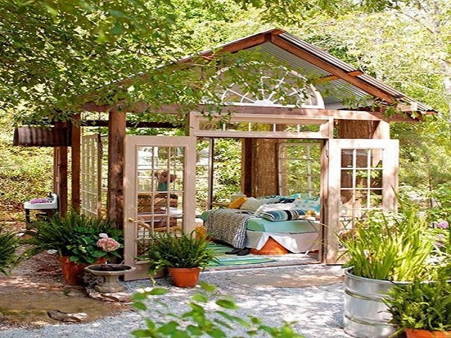 the she-shed in she shed