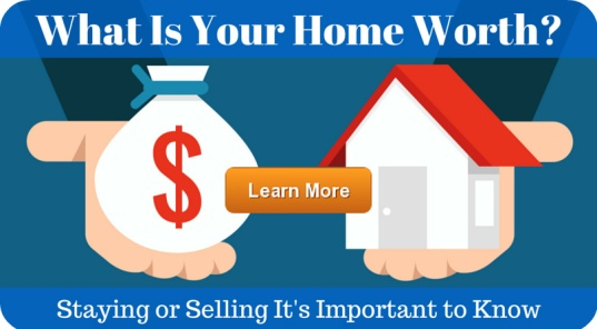 What Is Your Home Worth? Staying or selling its important to know.