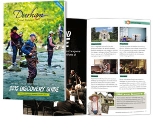 discovery guides for Durham Region