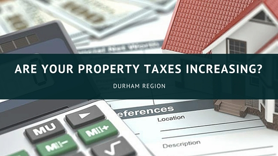 Are your property taxes increasing? Durham Region