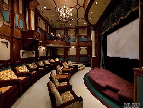 2 Story home theatre