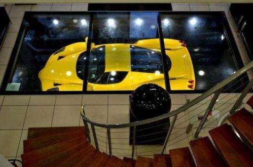 A car in my floor.jpg
