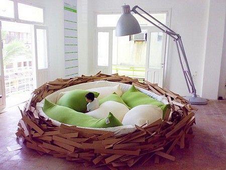 giant bird's nest