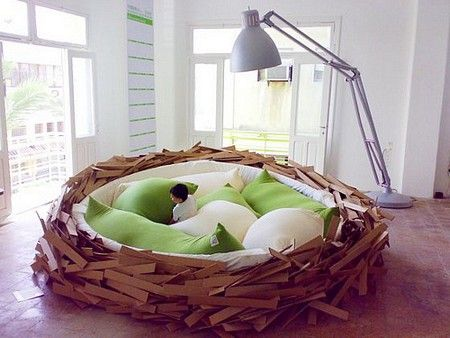 giant bird's nest
