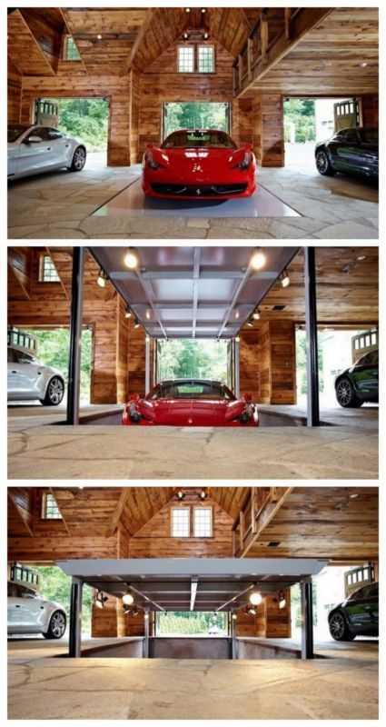 room for my cars