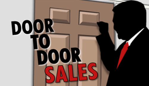 Door-to Door Sales
