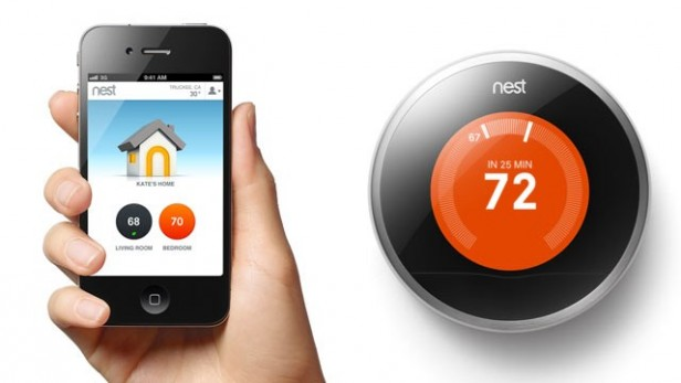 Nest Thermostat - smart way to save money on your energy bills